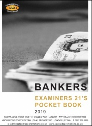 Pocket Bankers 21's Book for 2019