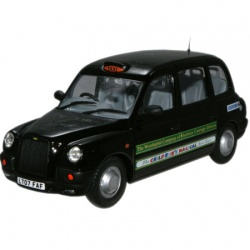 Oxford Limited Edition WCHCD TX4 Taxi