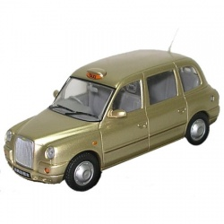 Oxford Gold TX4 Taxi