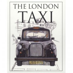The London Taxi Golden Era Cards