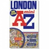London Mini A-Z Street Atlas