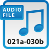 Blue Book Audio Download Files 021a-030b