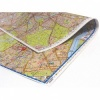 London A-Z Premier Map & Super Scale D/Sided Flat Laminated Map