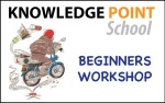 3 - Wednesday's Beginners Blue Book Workshops