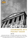 Pocket Bankers Book 56's for 2019