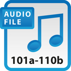 Blue Book Audio Download Files 101a-110b