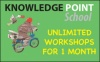 5 - Unlimited Workshops for 1 Month