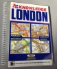 Big London A-Z Street Atlas Laminated Pages & Bounded