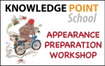 1 - Monday's Appearance Preparation Workshops